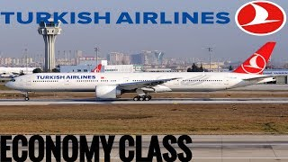 Turkish Airlines ECONOMY CLASS Istanbul to London