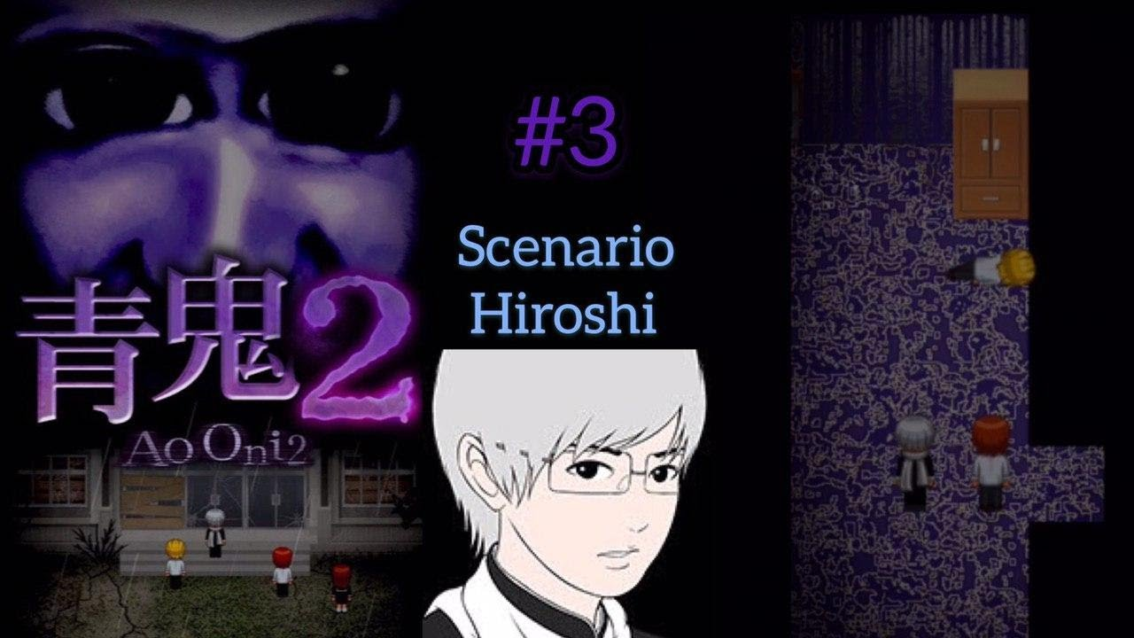Ao Oni 2 3 Ta Takeshi Youtube