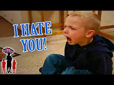 Supernanny | Boy Runs Away From Mom & Faces The Punishment