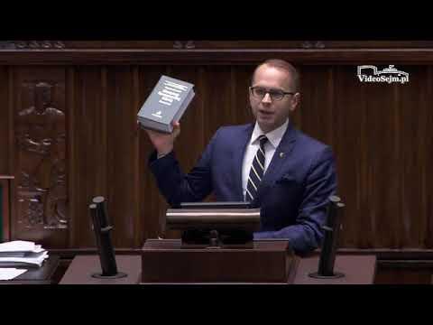 Michał Szczerba – wystąpienie z 8 grudnia 2017 r.