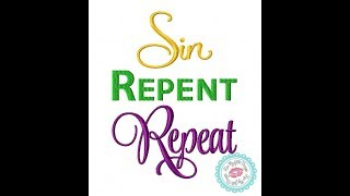 """#1 Christian heresy: Adding """"repent of sins"""" to the Gospel"""