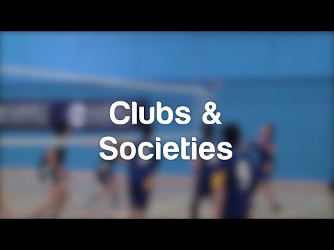 Fresher's specials: Joining a Sports Club or Society