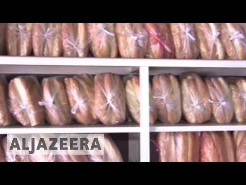 Protests rock Sudan after spike in bread prices 🇸🇩