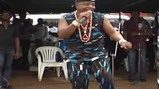 BRIGHT CHIMEZIE AT EZEIGBO LAGOS NEW YAM FEST PT2