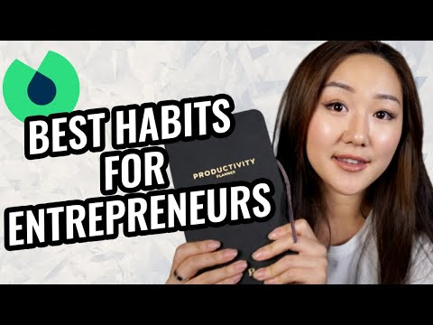 10 New Years Habits for Entrepreneurs in 2020 | GAME CHANGING FOR BUSINESS! 🙌