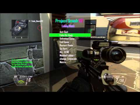 how to get aimbot on ps3 black ops 2