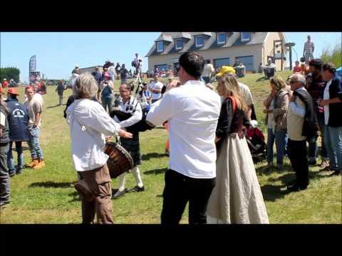 Tour de Rance Randonnée Vintage 2015 vidéo d'Hubert