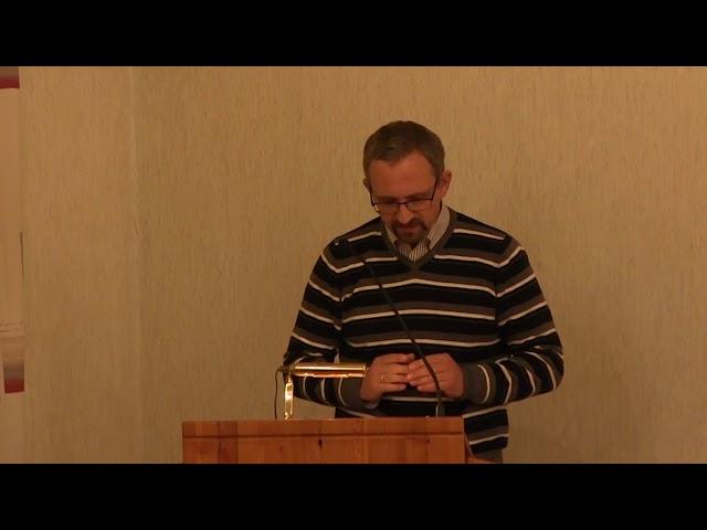 2019.10.12 Martin Fjære: Det er meg, frykt ikke!