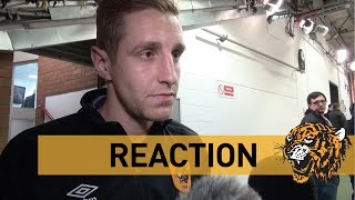 Manchester United V Hull City | Reaction With Michael Dawson