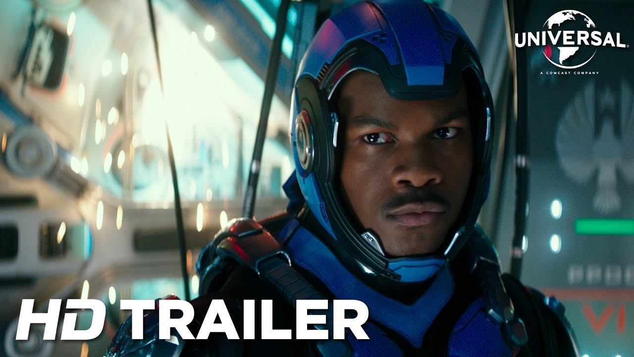 Pacific Rim: Uprising   Officiell Trailer 1 (Universal Pictures) HD