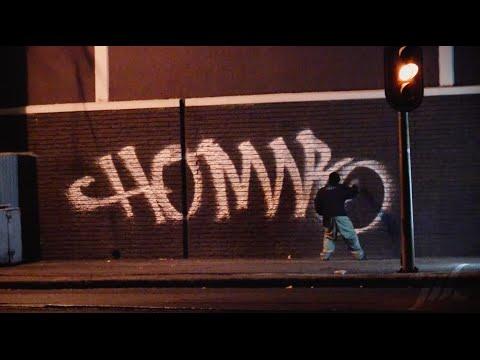 Wild Street 3 parte 2 l México Graffiti video.