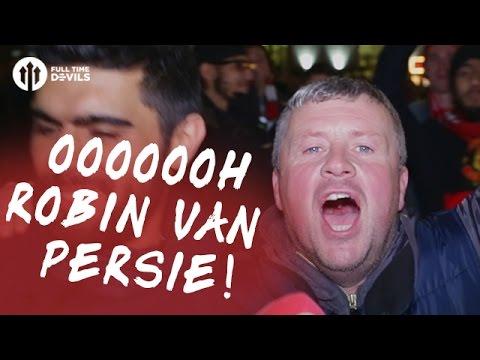 Oooooh Robin Van Persie! | Manchester United 4-1 Fenerbahçe | FANCAM