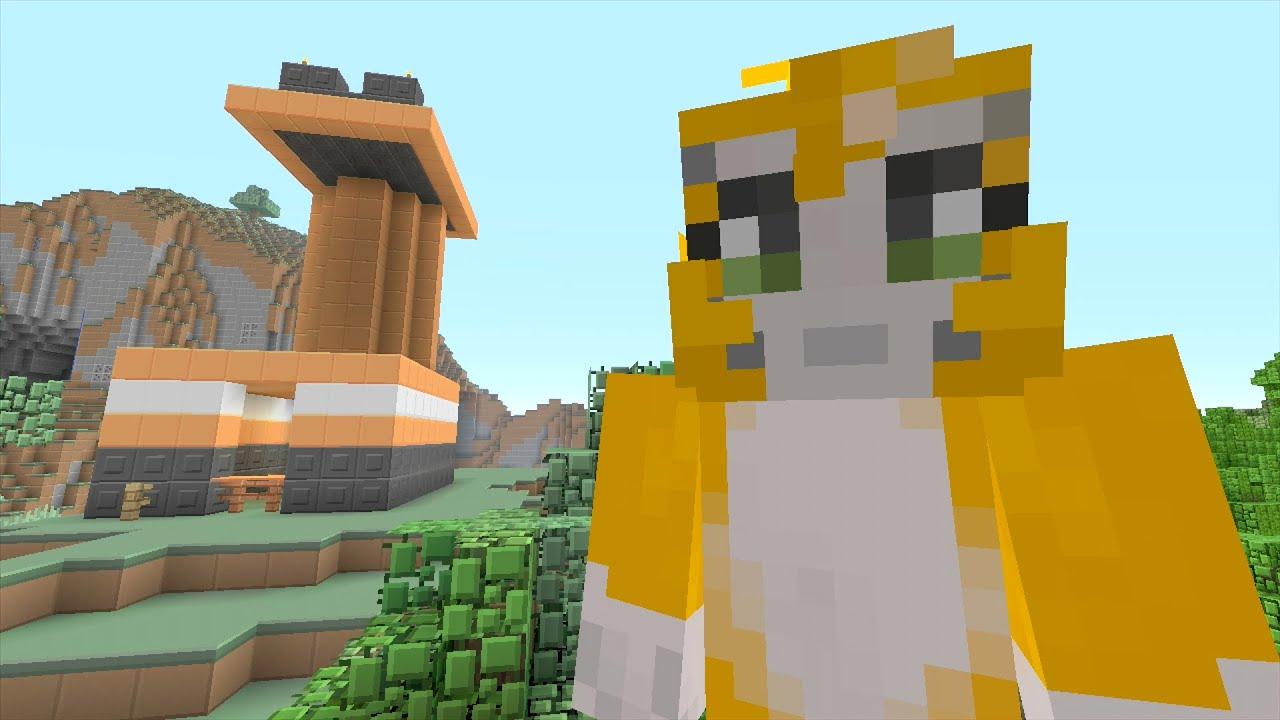Minecraft Xbox - Creative Challenge - Part 2