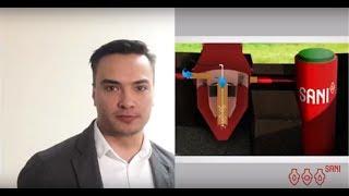 видео Канализация для коттеджа: современные автономные системы очистки стоков