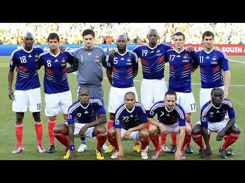 Quipe de france tous les buts de la saison 2009 2010 - Tous les buts coupe du monde 1998 ...