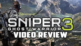 Sniper Ghost Warrior 3 PC Game Review - Why Am I Even Playing This?