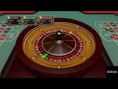 Video Roulette 0 00 payout
