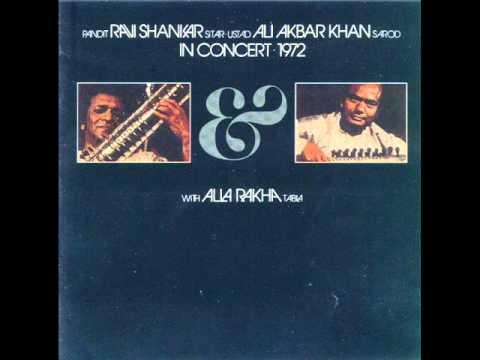 Ravi Shankar & Ali Akbar Khan in concert 1972