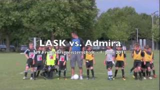 U9 - LASK vs. Admira - 1.6.2011