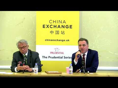 An Evening with Professor Niall Ferguson and the late David Tang - China Exchange Panel