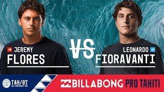 Billabong Pro Tahiti : tout va très vite à Teahupo'o...