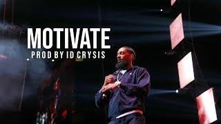 [FREE] Drake x Nipsey Hussle Type Beat - Motivate | Chill Rap Instrumental