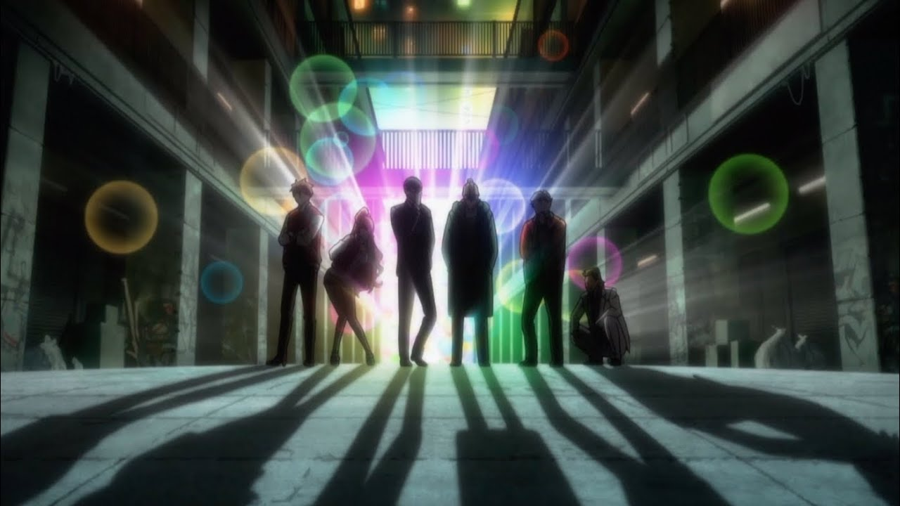 Anime Recommendation - Case file n221 : Kabukicho