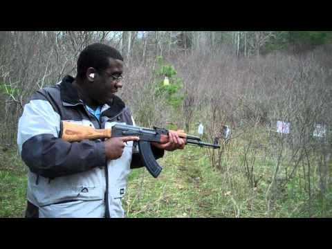 My First AK-47: GP WASR-10/63 Review