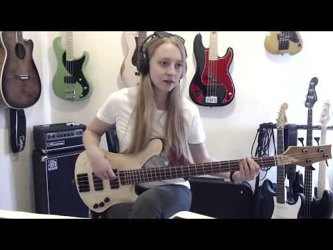 Feels - Calvin Harris [Bass Cover]