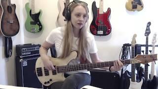 feels   calvin harris bass cover