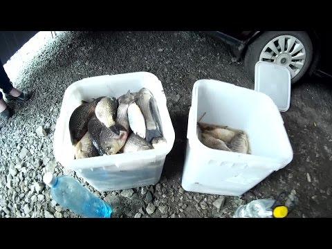 06.05.17 Результаты рыбалки на р.Чулым