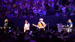 U2 Amsterdam Angel Of Harlem 2015-09-09 - U2gigs.com