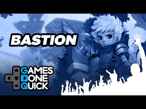Bastion Speedrun In 15 Minutes - GameSpot Done Quick