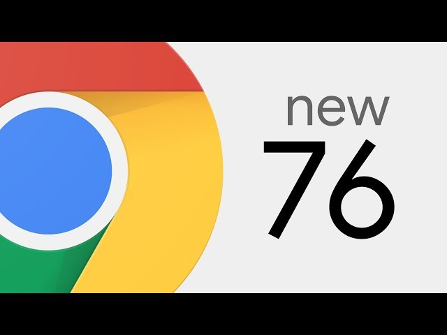 Download Google Chrome 76 0 3809 87 Offline Installer (64