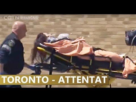 10 morts et 15 blessés dans un attentat à Toronto