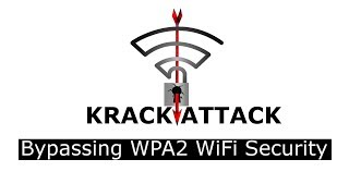 KRACK Attack:  Bypassing WPA2 - Wi-Fi security flaw Explained