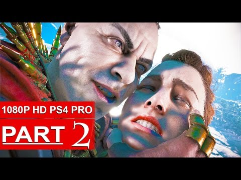 HORIZON ZERO DAWN Gameplay Walkthrough Part 2 [1080p HD PS4 PRO] - No Commentary