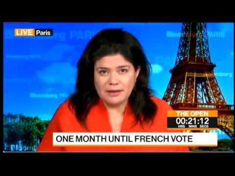 Macron is just a hype - Raquel Garrido