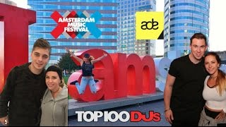 mi semana en amsterdam top 100 djs amf y ade festival passport