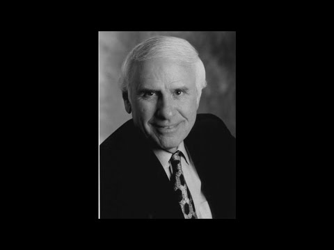 Jim Rohn On Purpose, Self Confidence, Enthusiasm, Expertise and Preparation