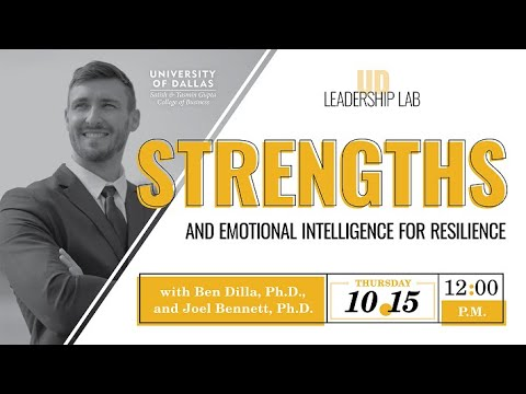 UD Leadership Lab | Strengths & Emotional Intelligence for Resilience