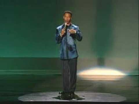 Jamie Foxx -- Stand up Comedy