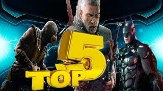 ТОП-5 Самых ожидаемых игр 2015 года