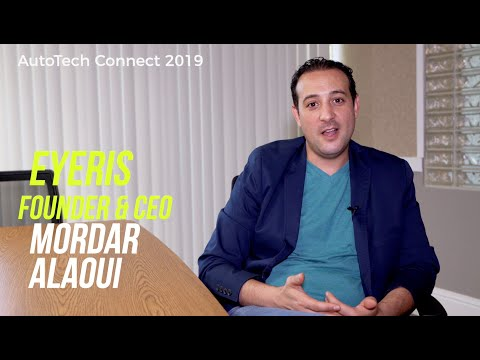 Meet Our Speakers - Mordar Alaoui (Eyeris) #autotechconnect2019