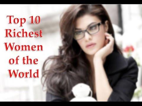 TOP 10 Richest women in the World
