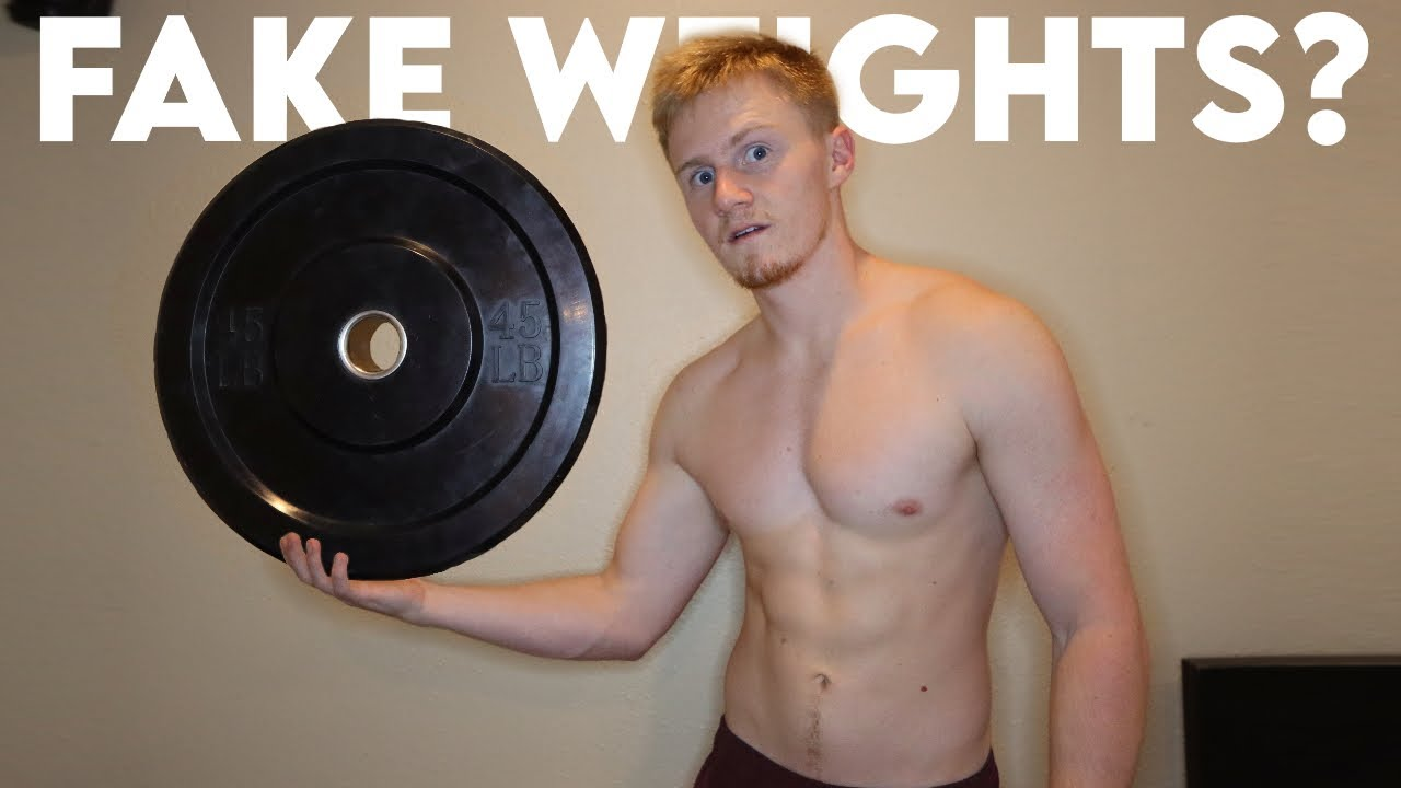Do I Use Fake Weights?... The Truth