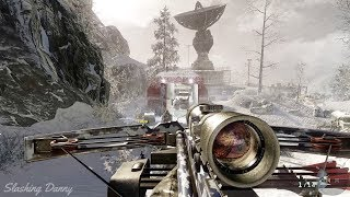 Amazing Sniper Crossbow Stealth Mission Call Of Duty Black Ops