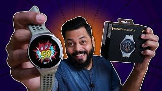 HUAWEI WATCH GT 2e Unboxing & First Impressions ⚡⚡⚡ The Best Smartwatch Compared To Competition?