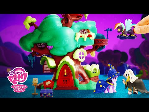 MLP: Friendship Is Magic - 'NightMare Night' Action Figures Collection