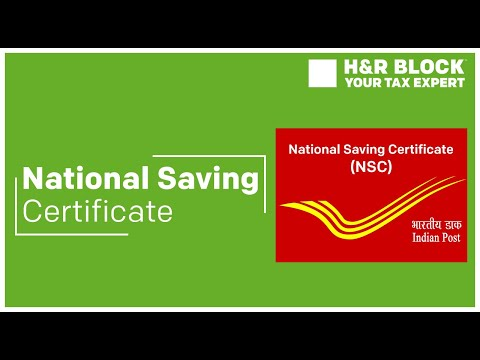 NSC] National Savings Certificate
